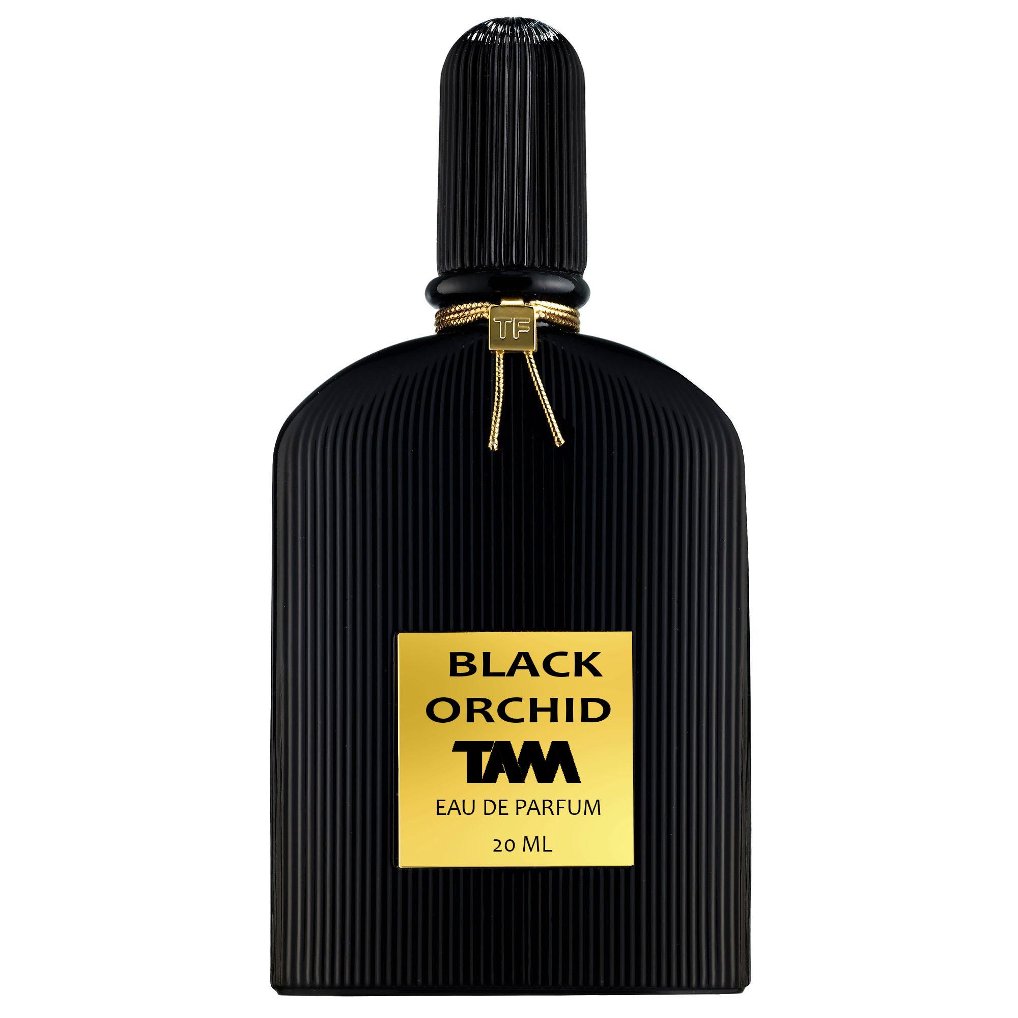 ادو پرفیوم زنانه تام مدل ارکیده سیاه حجم 20 میلی لیتر