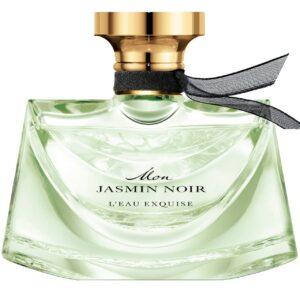 ادو تویلت زنانه بولگاری مدل Mon Jasmin Noir L'Eau Exquise حجم 50 میلی لیتر