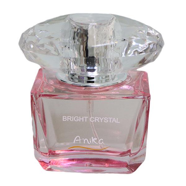 عطر جیبی زنانه آنیکا مدل Bright Crystal حجم 25 میلی لیتر