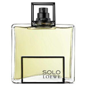 ادو تویلت مردانه لووه مدل Solo Loewe Esencial حجم 100 میلی لیتر