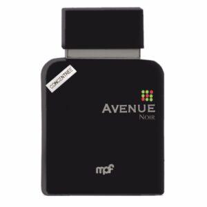 ادو پرفیوم مردانه ام پی اف مدل Avenue noir حجم 100 میلی لیتر