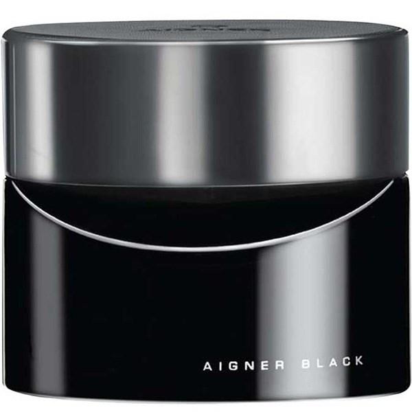ادو تویلت مردانه اگنر مدل Aigner Black حجم 125 میلی لیتر