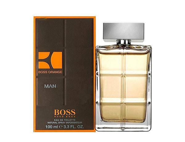 ادو تویلت مردانه هوگو باس مدل Boss Orange حجم 100 میلی لیتر
