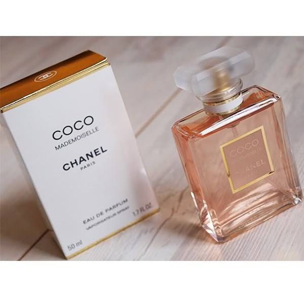 ادوپرفیوم زنانه شانل مدل Coco Mademoiselle حجم 50 میلی لیتر