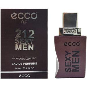 ادوپرفیوم مردانه اکو مدل  212 Sexy men