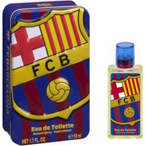 ادو تویلت کودک ایر وال مدل FC Barcelona حجم 50 میلی لیتر
