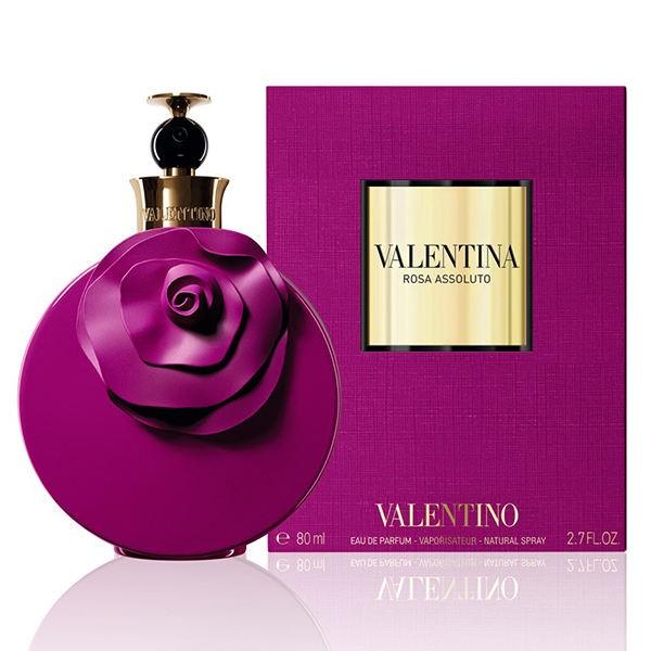 ادو پرفیوم زنانه ولنتینو مدل Valentina Rosa Assoluto
