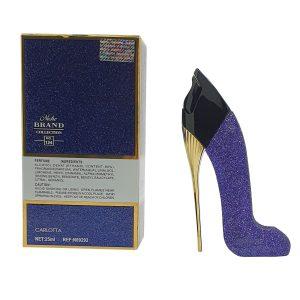 عطر جیبی زنانه نیچ برند کالکشن نیچ مدل 124- good girl حجم 25 میلی لیتر