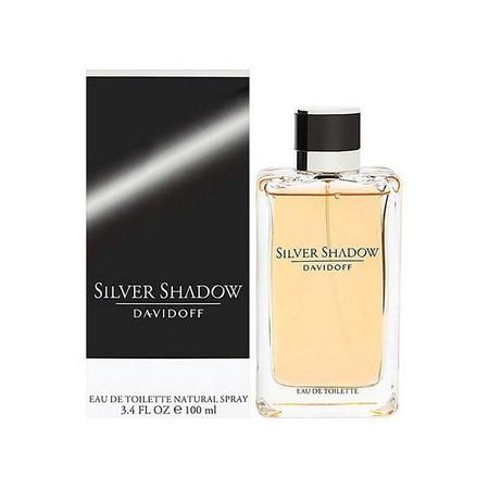 ادو تویلت مردانه دیویدوف مدل Silver Shadow حجم 100 میلی لیتر