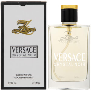 ادو پرفیوم زنانه زوا مدل Versace Crystal Noir حجم 100 میلی لیتر