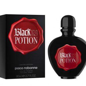 ادو پرفیوم زنانه پاکو رابان مدل Black XS Potion حجم 80 میلی لیتر