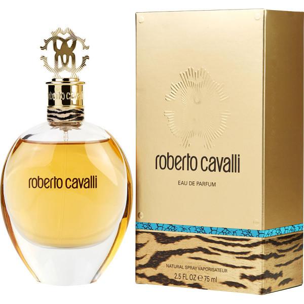 ادو پرفیوم زنانه روبرتو کاوالی مدل Roberto Cavalli Eau De Parfum حجم 75 میلی لیتر