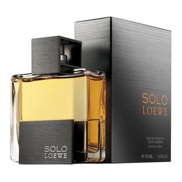 ادو تویلت مردانه لووه مدل Solo Loewe حجم 125 میلی لیتر