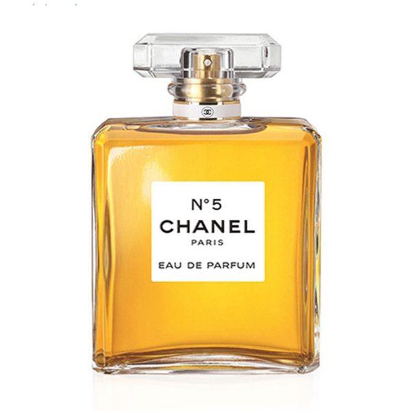 ادوپرفیوم زنانه شانل مدل Chanel N5 حجم 100 میلی لیتر