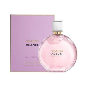 ادوپرفیوم زنانه شانل مدل Chance Eau Tendre Eau de Parfum حجم 100 میلی لیتر