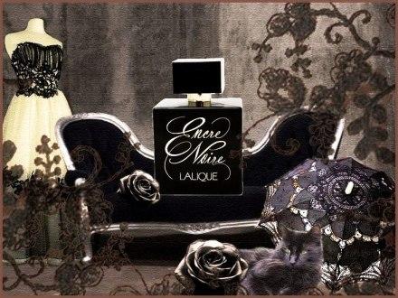 ادو پرفیوم زنانه لالیک مدل Encre Noire Pour Elle حجم 100 میلی لیتر