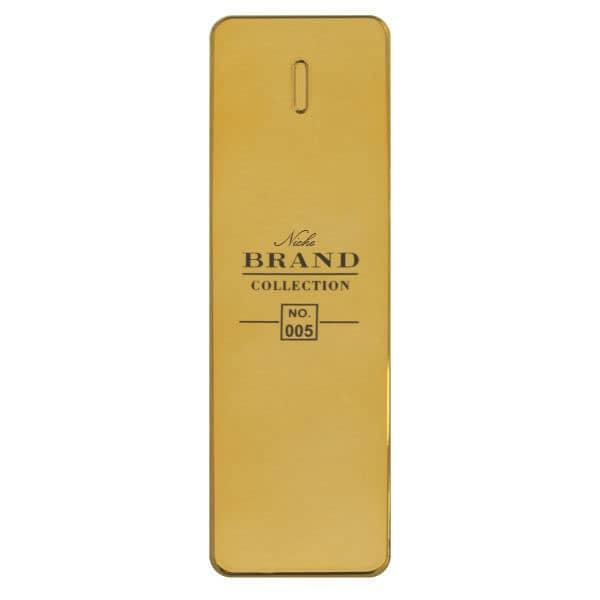 عطر جیبی مردانه نیچ برند کالکشن مدل One Million-005 حجم ۲۵ میلی لیتر