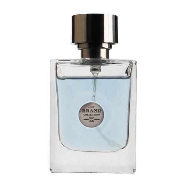 عطر جیبی مردانه نیچ برند کالکشن مدل Versace Pour Homme-106 حجم ۲۵ میلی لیتر