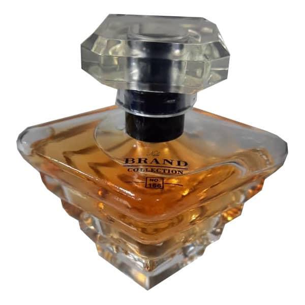 عطر جیبی زنانه نیچ برند کالکشن مدل Lancome Tresor-166 حجم ۲۵ میلی لیتر